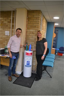 Torfaen council joins the UK wide Refill revolution on