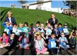 'Race for Life' at Nant Celyn Primary School