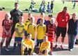 Over 180 children take part in EFL kids cup at Cwmbran Stadium