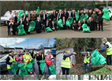 Hundreds of people join the war on litter during Torfaen Spring Clean 2019