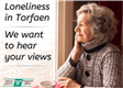 Have your say on loneliness  in Torfaen