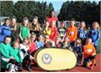 Pupils get stuck in at local football festival