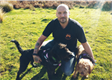 Animal lover and passionate dog walker supported to launch a new business in Torfaen