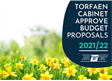 Budget proposals approved for 2021/22