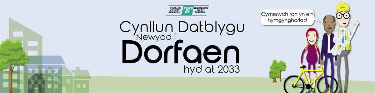 New Development Plan for Torfaen up to 2033